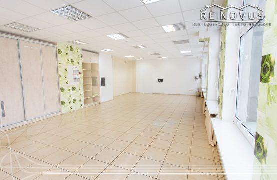 Nuomojamos patalpos Šiaulių miesto centre
