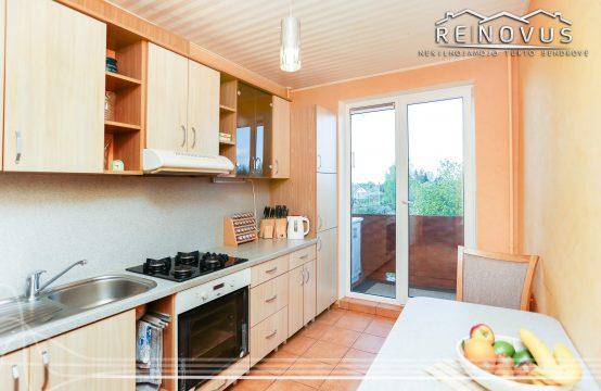 Parduodamas 3 kambarių butas Radviliškio g. 62, Šiauliai