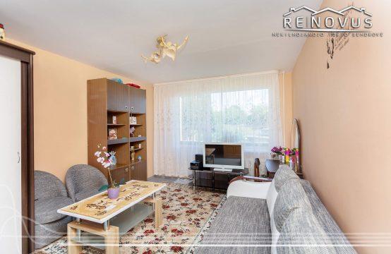 1 kambario butas su rūsiu ir balkonu Radviliškio g. 62-38, Šiauliai