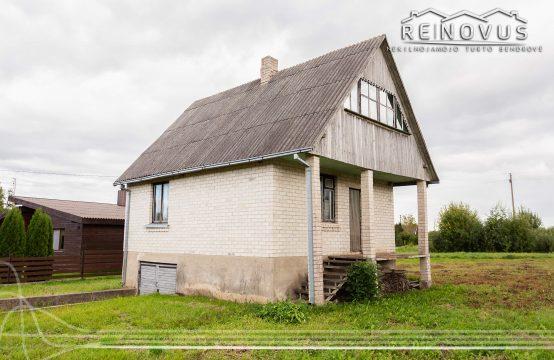 20 900 EUR. Sodo namas Kakoniškės k., Kelmės r.