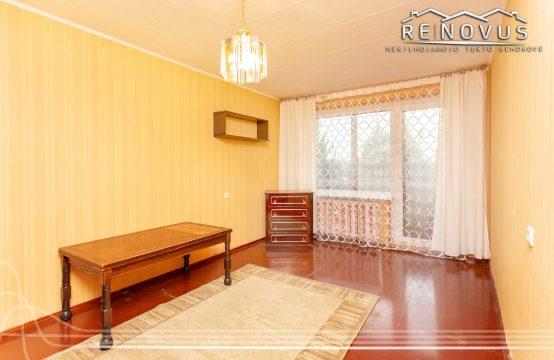 Parduodamas 1 kambario butas su išmokėta renovacija