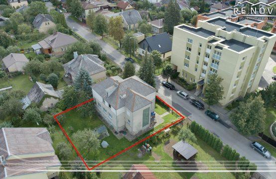 125000 Eur. Parduodamas gyvenamas namas centre, Miglovaros gatvė